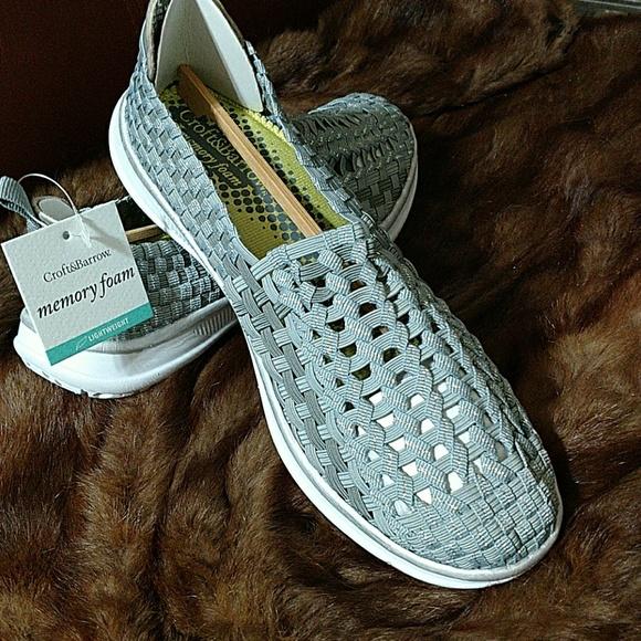 Croft Barrow Memory Foam Shoes